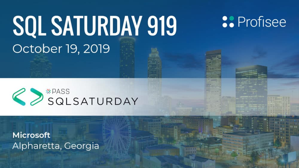 SQL Saturday #919 | Atlanta