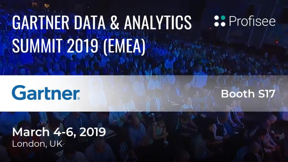 Gartner Data & Analytics Summit | London