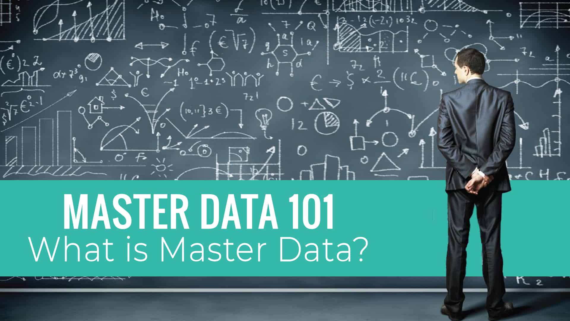 MDM 101 - What Is Master Data