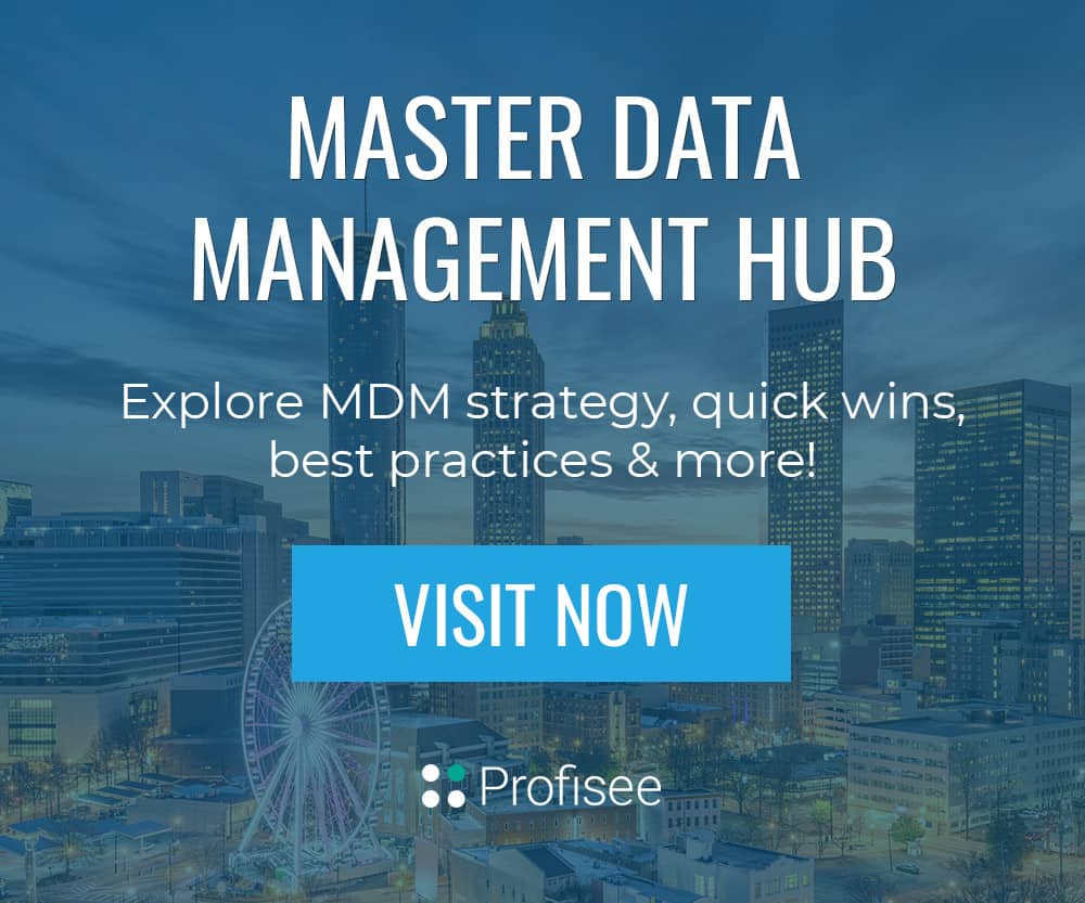 Master Data Management - What, Why, How & Who